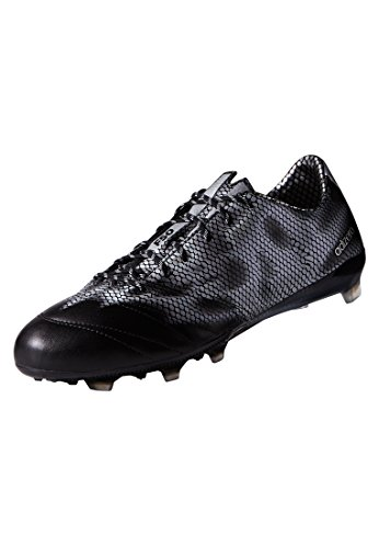 Firm Adidas Homme F50 Chaussures leather Ground Noir Adizero Football De p4w4O