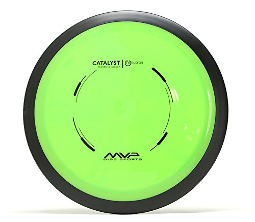 MVP Disc Sports Neutron Catalyst Disc Golf Distance Driver (170-174g / Colors May Vary)
