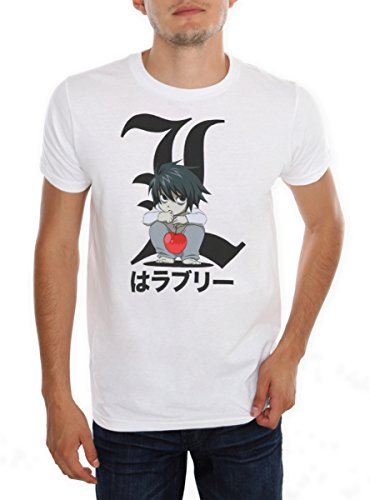 Death Note Chibi L T-Shirt