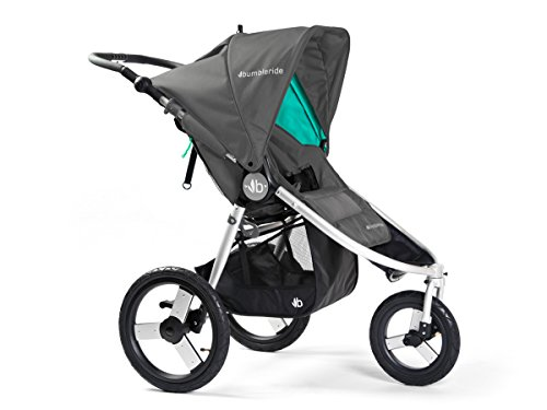 Bumbleride Speed Jogging Stroller, Dawn Grey