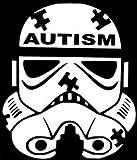 Autism Awareness Autism Speaks Puzzle Piece Vinyl