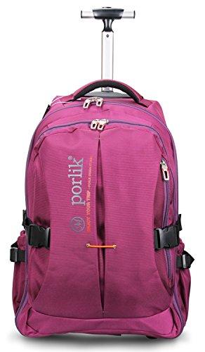 22 Rolling Duffle Bag, Wheeled Travel Duffel Luggage Bag