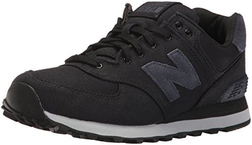 new-balance-mens-574-canvas-waxed-pack-fashion-sneakers-black-outer-space-11-d-us