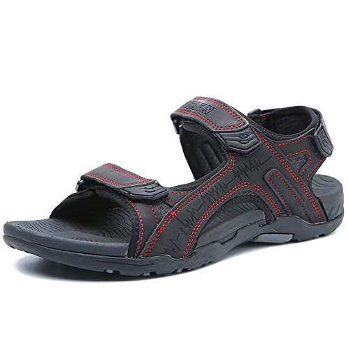 525b2c1b99e3 Jual GEKADONG Men Open-Toe Athletic Sport Sandals Outdoor Two Strap ...
