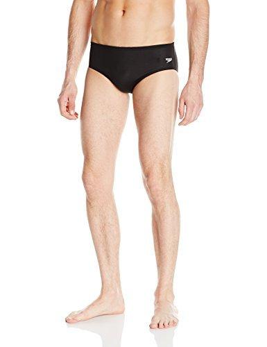 Avenger Water Polo Suit - Speedo Men's Water Polo Endurance Brief, Speedo Black, 26