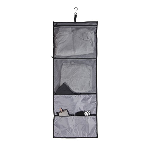 5556ca92355 Hynes Eagle Lightweight Roll-Up Travel Bag Portable Compression Cross Body  Packing Organizer for Camping Boating Motorcycle Trip Quick Flight , Black  - Buy ...