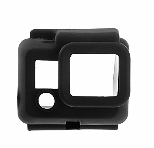 Protective Hooded Silicon Cover Case for GoPro HD HERO3 Black