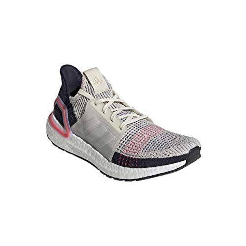 adidas Men's Ultraboost 19, Clear Brown/Chalk White, 7 M US