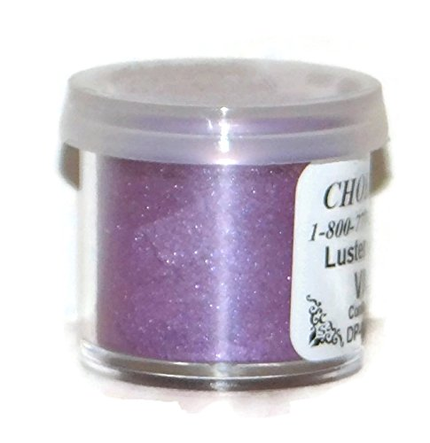 Candy Molds N More Violet Luster Dust 2 Grams Cake Decorating Dust - Luster Canisters