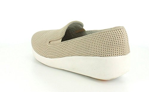 Fitflop Donna Pop Skate Perf Urban White
