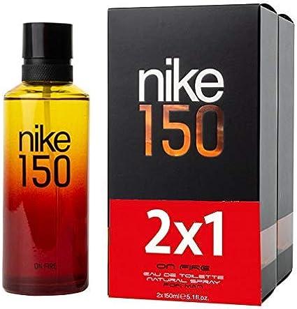 Lijadoras Cabra Extremistas  Nike - On Fire para Hombre, Eau de Toilette, 150 ml, Promoción 2x1:  Amazon.es: Belleza