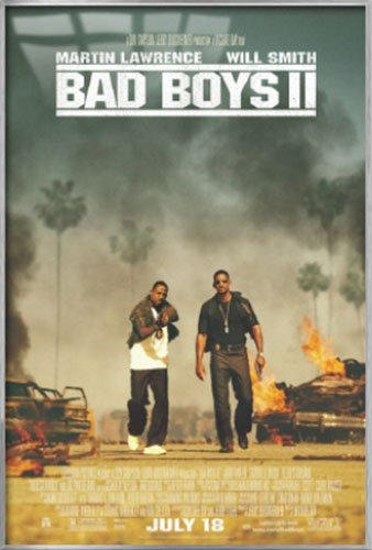 Bad Boys 2 - Framed Movie Poster / Print