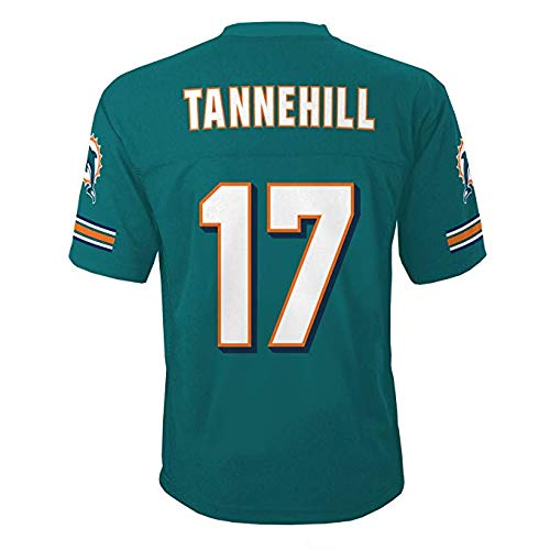 MY0629 Shirt NFL American Football Shirt-Miami Dolphins 17# Tannehill