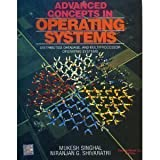 img - for Advanced Concepts In Operating Systems 1st edition by Singhal, Mukesh, Shivaratri, Niranjan (1994) Hardcover book / textbook / text book