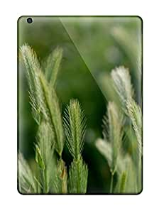 Cute Tpu Eric A Moyer Beautiful Green Grass Case Cover For Ipad Air