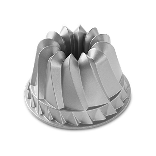 Nordic Ware Platinum Collection Kugelhopf Bundt Pan