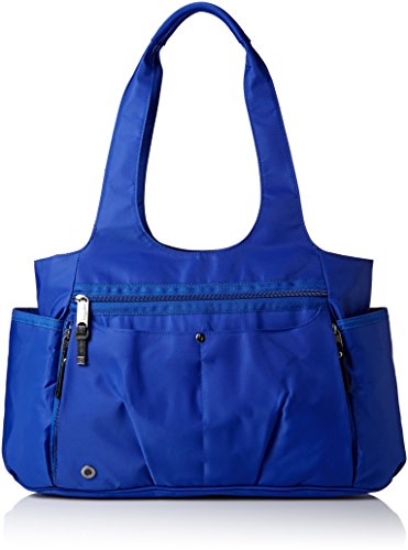 - Baggallini Gumption Medium Tote Bag - Lightweight, Water Resistant, Travel Tote Purse With Zippered Top and Multiple Pockets