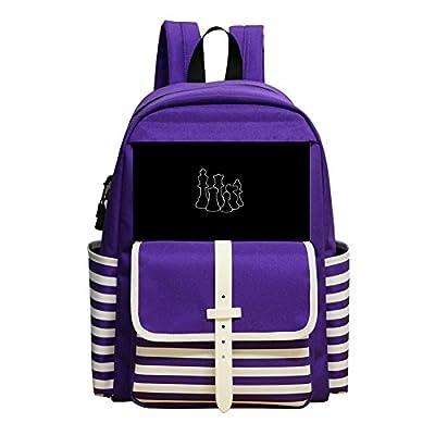 Minimalism Simple Simplicity Chess School Bag Special 3D Print On Shoulder Children Childkids Student Backpack