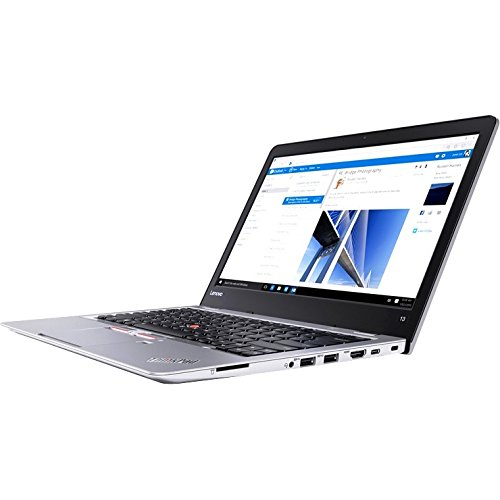 Price comparison product image LENOVO 20GJS00600 THINKPAD 13, INTEL CELERON 3855U (1.60GHZ, 2MB) 13.3 1366X768, WINDOWS 10 PRO NA