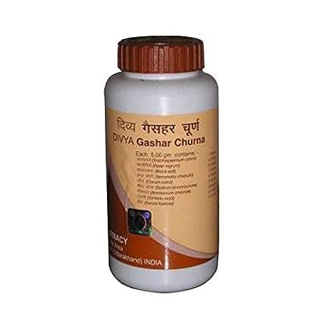 Buy Patanjali Divya Gashar Churna 100gms (Pack of 3) 300gms Online