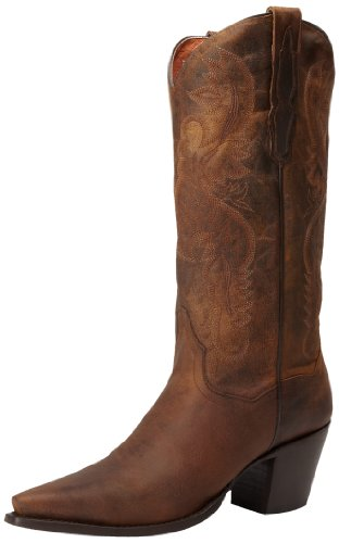 Dan Post Women's Maria Western Boot,Bay Dirty Bull,7.5 M US