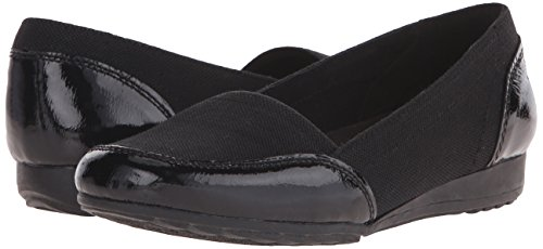 M Talla Slip Loafer Mujeres Roma on Eu 36 5 Negro Color Skechers De wq6fB7WHWO