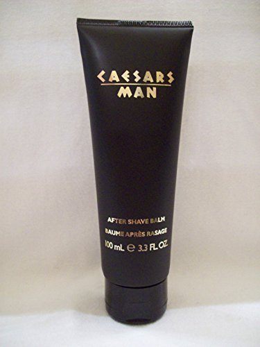 Caesars Man by Caesars World 100 ml/3.3 oz After Shave Balm by caesars