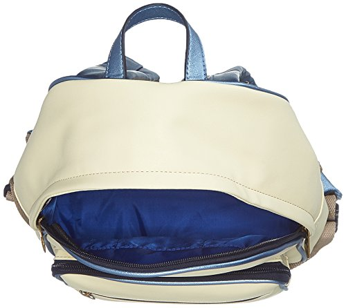 Debby Mvz pour Offwhite à dos Backpack bretelles Sac sac main à port Mustang en Dayton à Blanc 5ftwxnq
