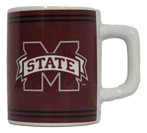 Mississippi State Bulldogs 2 oz Mini Mug Shot ()