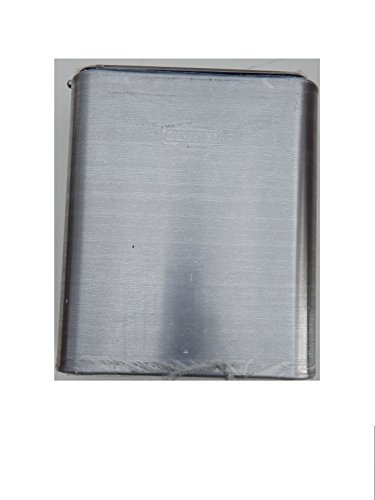 - United sanitary napkin disposal receptacle #11 Stainless Steel Made in USA