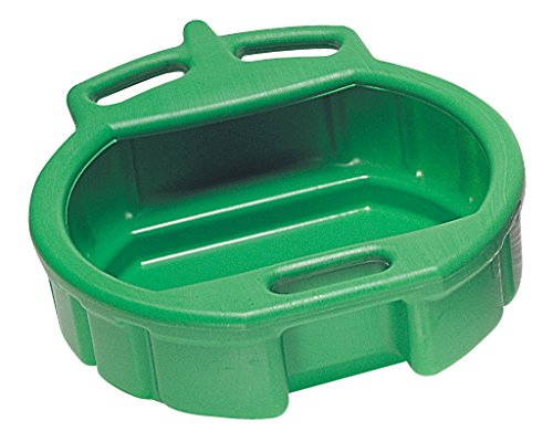 Lisle 17952 Green Drain Pan - 4.5 Gallon Capacity by Lisle