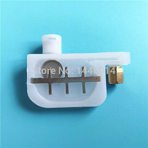Printer Parts 50pcs Eco Solvent Printer Small Ink Damper with Small mesh for Yoton Mut0h Yoton Plotter Small Dumper with Copper nut