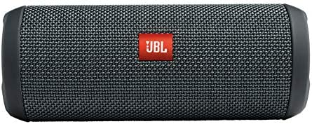 Aode JBL Flip Important Moveable Waterproof Wi-fi Bluetooth Speaker with as much as 10 Hours of Playtime – Gunmetal Gray