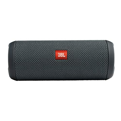 Aode JBL Flip Essential Portable Waterproof Wireless Bluetooth Speaker with up to 10 Hours of Playtime - Gunmetal Grey