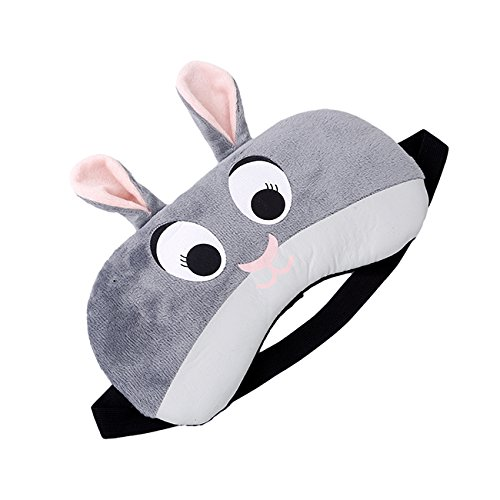 Rurah Personality Eye Mask, Cute Cartoon Sleep Goggles Cotton Shade Breathable Sleep Eyeshade Ice Bag - Shades Cartoon