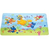 "Sesame Underwater Decorative Bath Mat (TPR); See ""New"" Design ""Bath Buddies"" 69182"