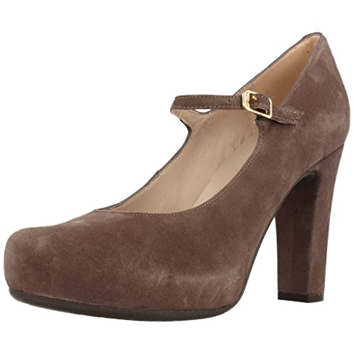 Brown Ks Model Heeled Shoes Brown Brand Unisa F15 Colour Shoes Wajun Xq1wytz