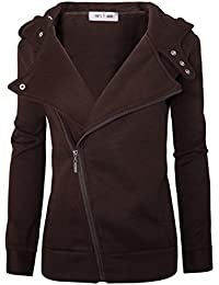 Amazon.com: Brown - Fashion Hoodies & Sweatshirts / Clothing ...