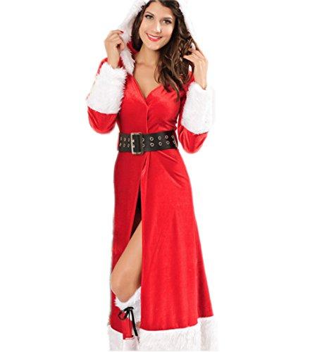 Papaya Helper Costume Christmas Hooded