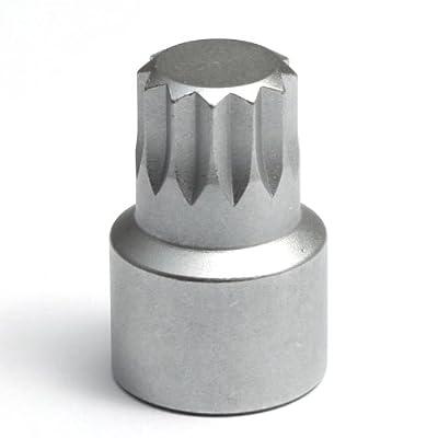 14mm Triple Square XZN Socket for VW/Audi: Home Improvement