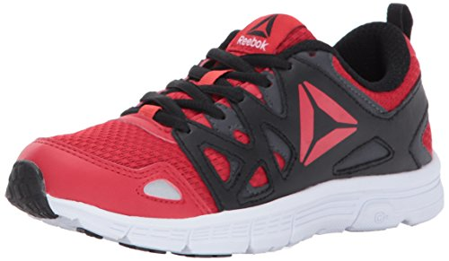 Reebok Baby Run Supreme 3.0 Sneaker, Primal Red/Black/Coal,2Little Kid