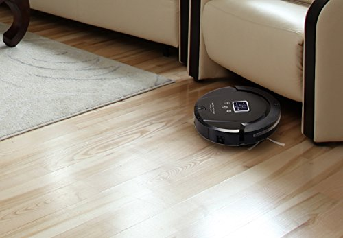 Automatic Mini A320 Vacuum Robot, Amtidy Robot Vacuum Cleaners