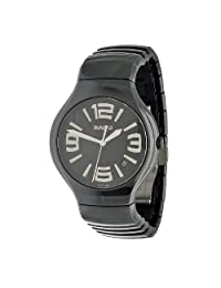 Rado Men's R27653162 True Fashion Polished Black Satin Ceramic Watch by Rado