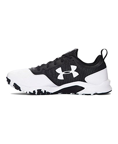 Under Armour Herren Ultimate Turf Trainer Schwarz-Weiss