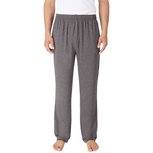 Tommy Bahama® Men's Lounge Pant-Black Heather, ()