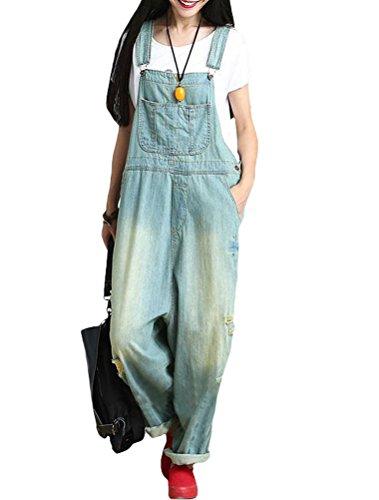 Pantaloni Donna Style1 Clair MatchLife Bleu wF18xq