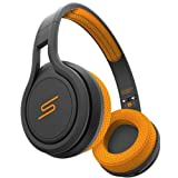SMS Audio SMS-ONWD-SPRT-ORG STREET by 50 On-Ear Wired Sport Headphones - Orange