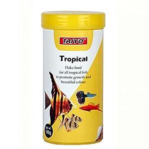 Taiyo Tropical Flakes Fish Food, 100 g