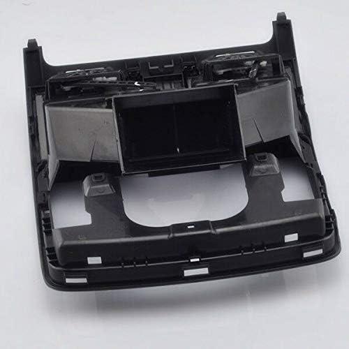 color negro 1KD 819 72 Para MK5 rejilla de ventilaci/ón de salida de aire central para tablero delantero