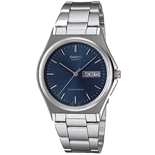 Casio MTP1240D 2A Silver Stainless Steel Quartz